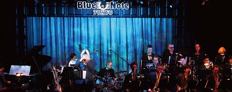 Blue Note Tokyo All-Star Jazz Orchestra – Celebrating Yamaha Music Asia's 50th Anniversary