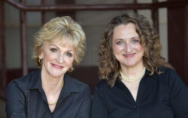 Linda McLean & Amy Stoehr