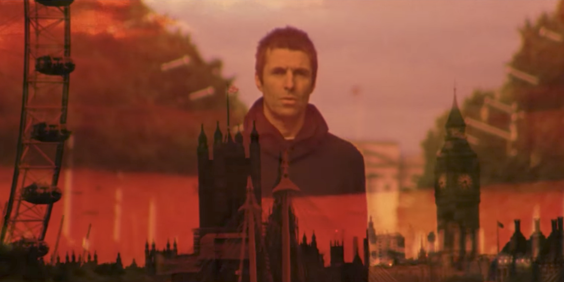 Liam Gallagher shares music video for 'Chinatown', tracklist for As You Were