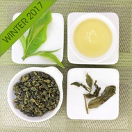 Shanlinxi High Mountain Winter Oolong Tea, Lot 661 from Taiwan Tea Crafts