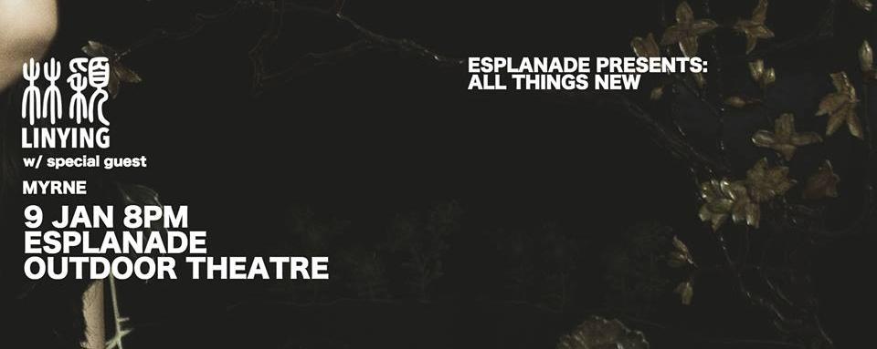Esplanade Presents: Linying (w/ special guest MYRNE)