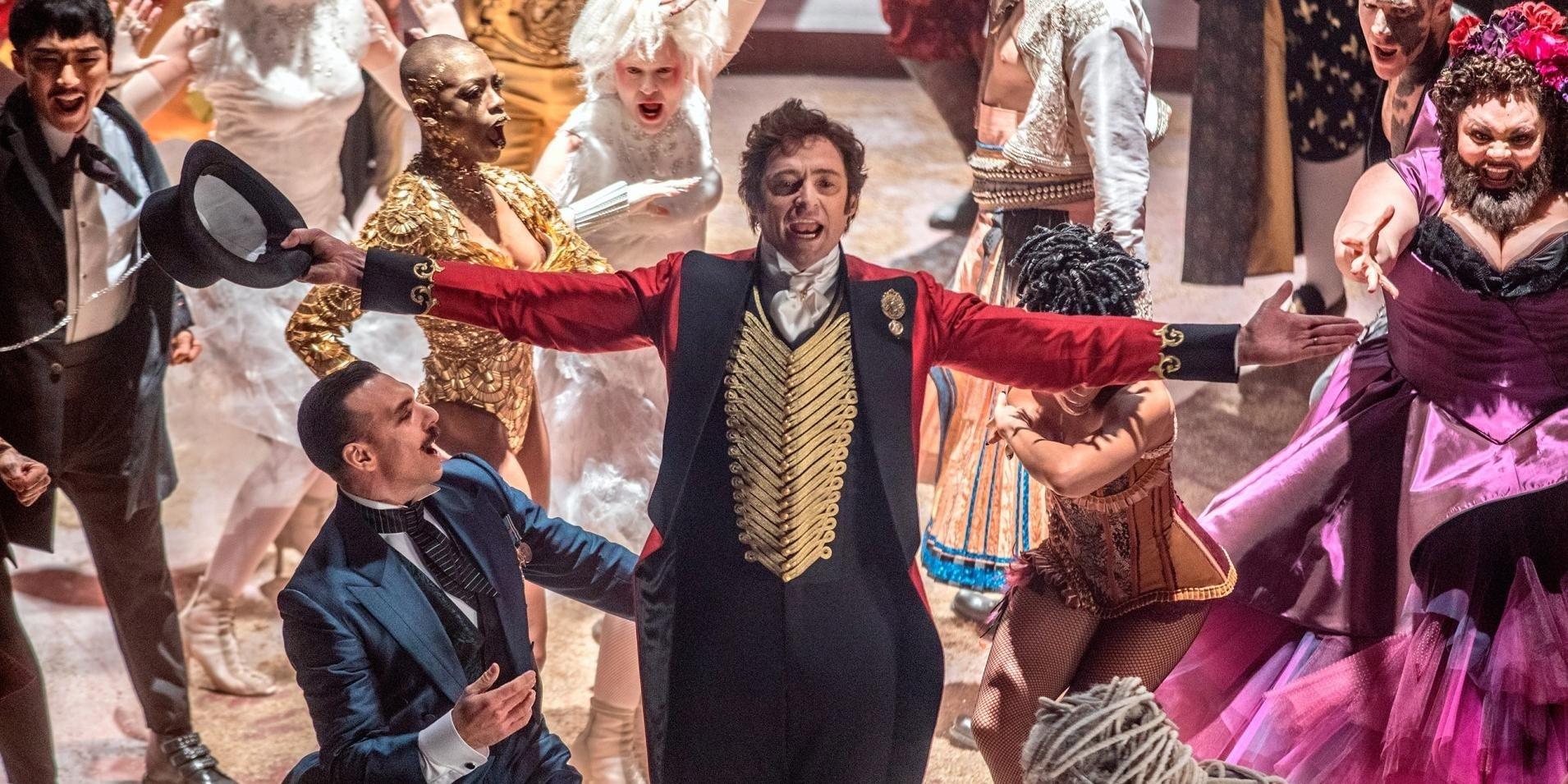 The Greatest Showman's soundtrack is the best-selling album of 2018 so far