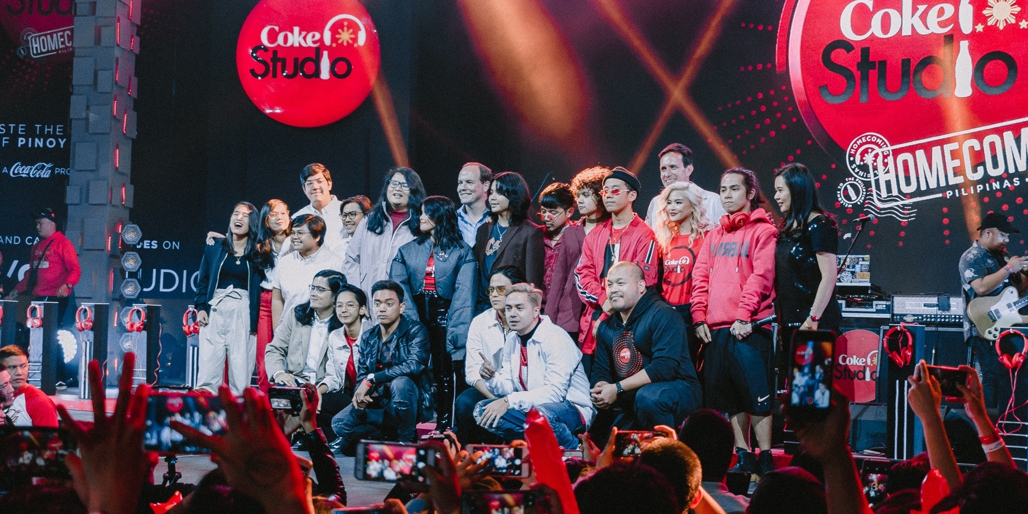 Coke Studio Homecoming lineup revealed: IV of Spades, QUEST, Ben&Ben, Juan Miguel Severo, and more