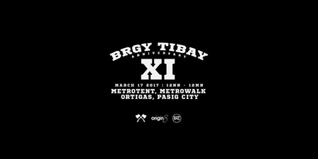 Brgy. Tibay celebrates 11th anniversary with Typecast, Greyhoundz, Franco and more