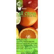 All Citrus from 52teas