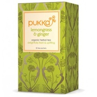 Lemongrass & Ginger from Pukka