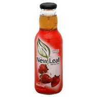 White Strawberry from New Leaf Brands