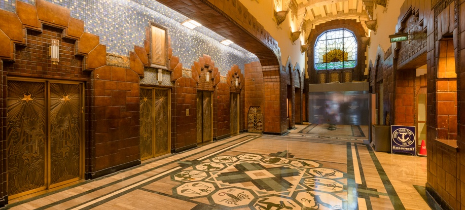 Green Building Audio Tours Marine Building