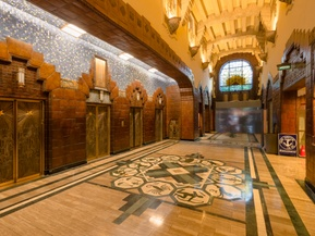 picture from Marine Building