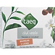 Lychee and Vanilla Green Tea from Taeq