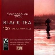 Black Tea from Scarborough Fair