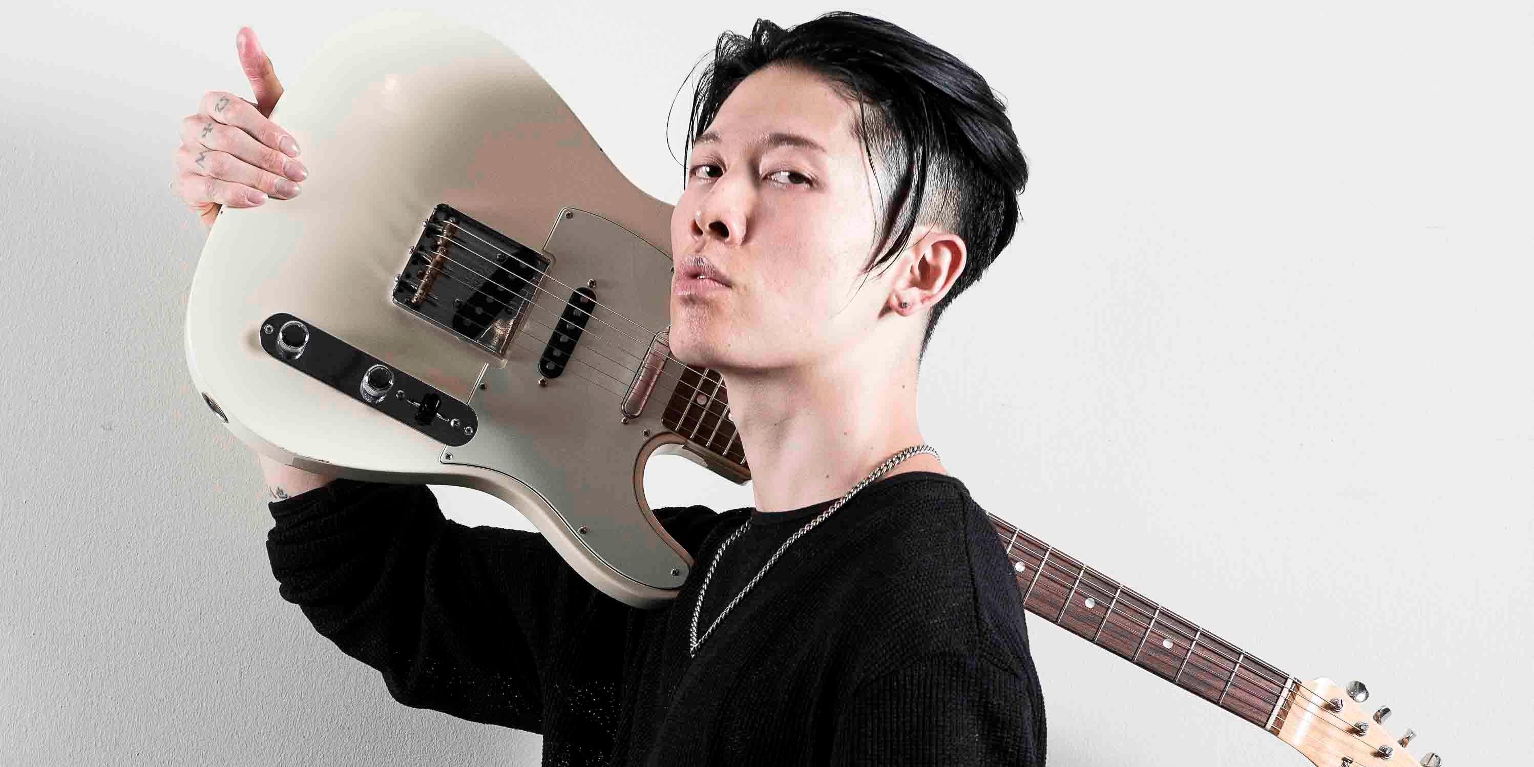 Miyavi To Perform In Singapore In April Editorial Bandwagon Live