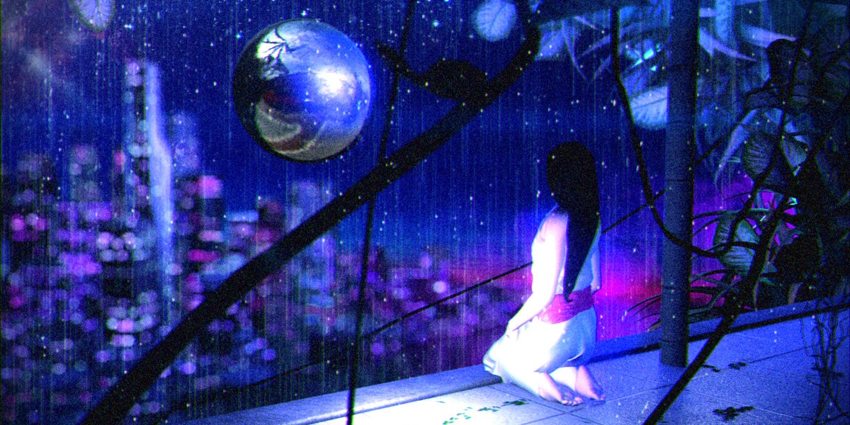 LISTEN: 2814 conjures immersive, dystopian ambient music in Rain Temple