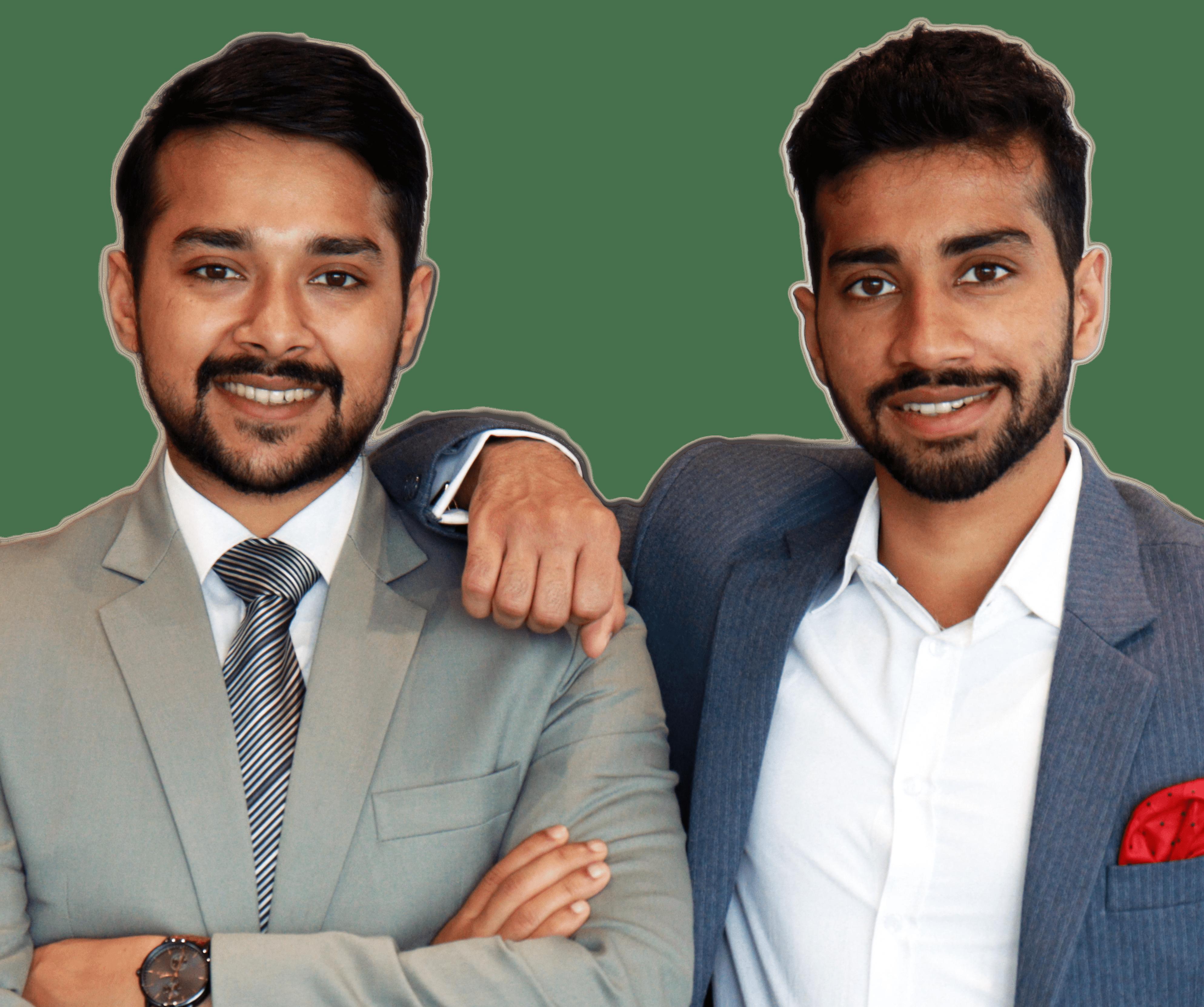 Harsh Goela & Aditya Goela, CFA