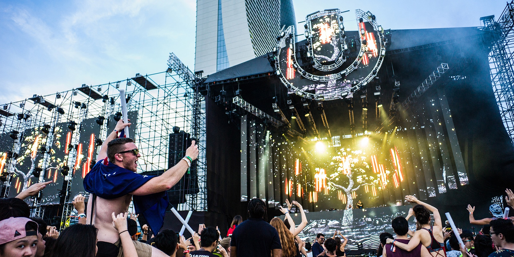 WATCH: Ultra Music Festival's first Singapore aftermovie