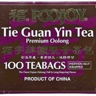 Tie Guan Yin Premium Oolong from foojoy