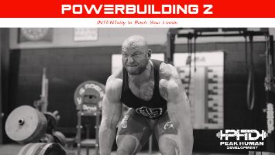 Ben Pollack – Powerbuilding Part 2: INTENTsity