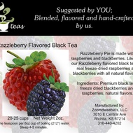 Razzleberry Flavored Black from 52teas