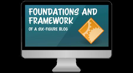 blogger framework