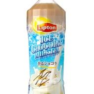 Iced Chocolat Milk Tea from Lipton