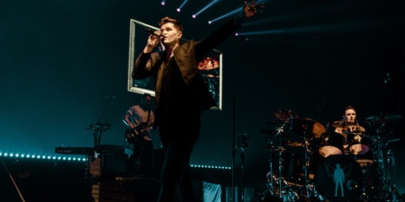 Fourth time's the charm: The Script returns to Manila – photo gallery