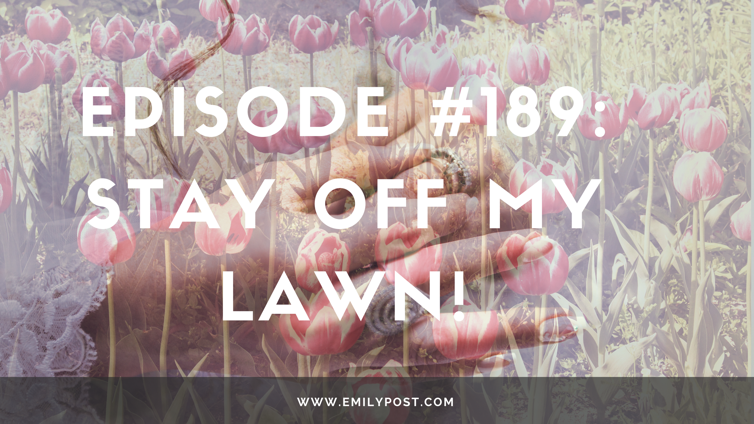 episode 189 stay off my lawn awesome etiquette podcast