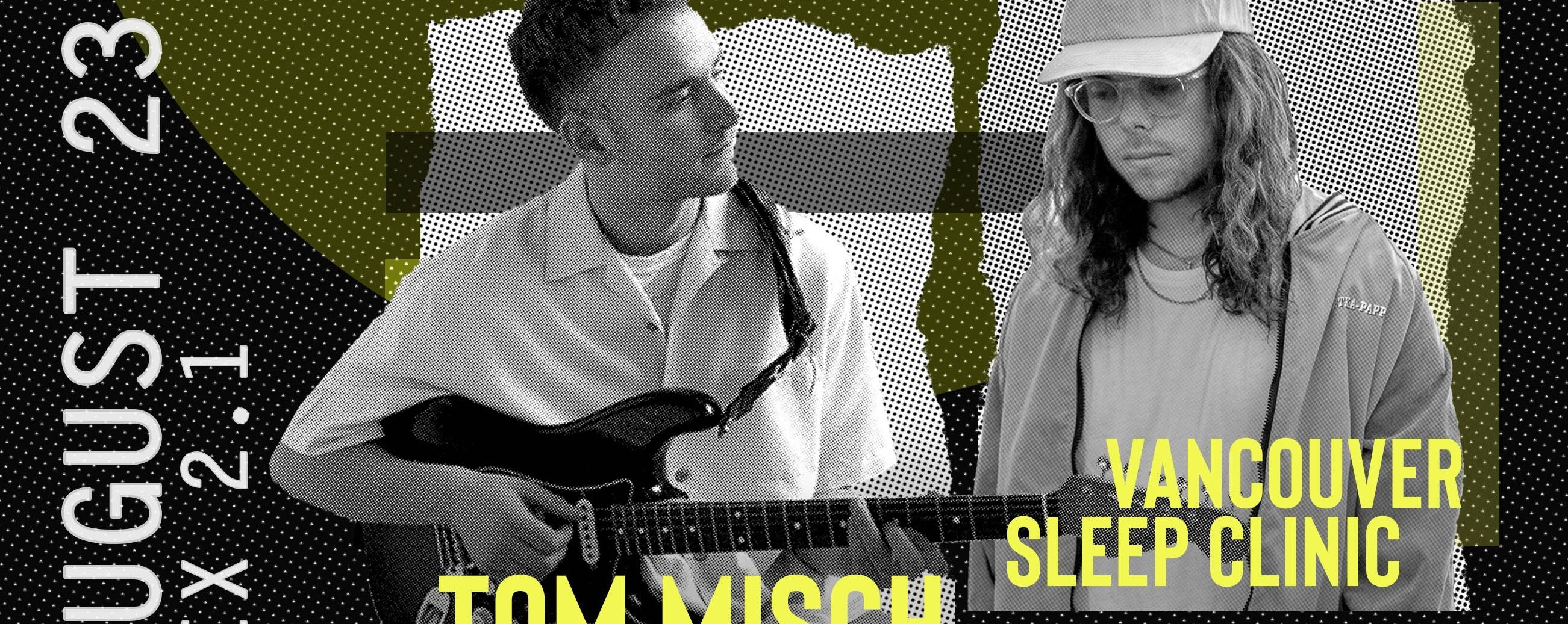 Karpos Live Mix 2.1 Tom Misch &Vancouver Sleep Clinic