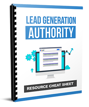 RESOURCES – LEAD GENERATION AUTHORITY