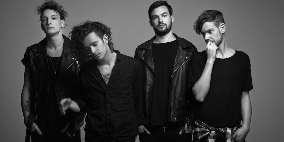 The 1975 joins the Laneway Singapore 2016 lineup