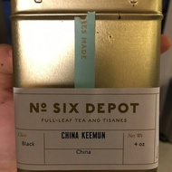 China Keemun from No. Six Depot