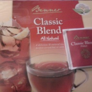 Classic Blend All Natural Tea by Benner from Benner Tea