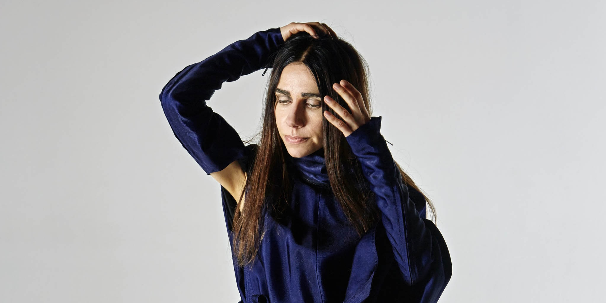 PJ Harvey will sign her new book of poetry before her show in Singapore