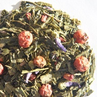 Pomegranate Grape Green Tea from Tea Composer