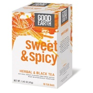 Sweet & Spicy Herbal & Black from Good Earth