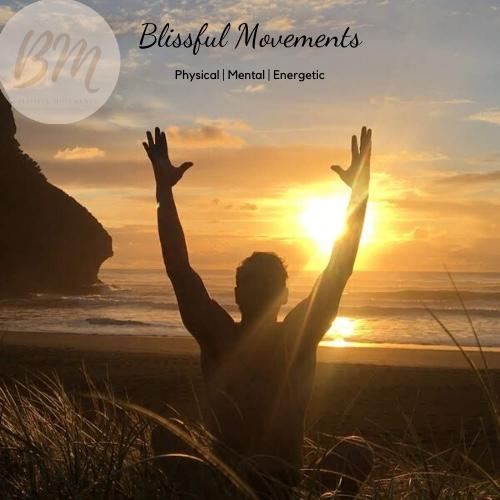 Energy energetic movement bliss