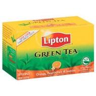 Green Tea with Orange, Passionfruit & Jasmine from Lipton