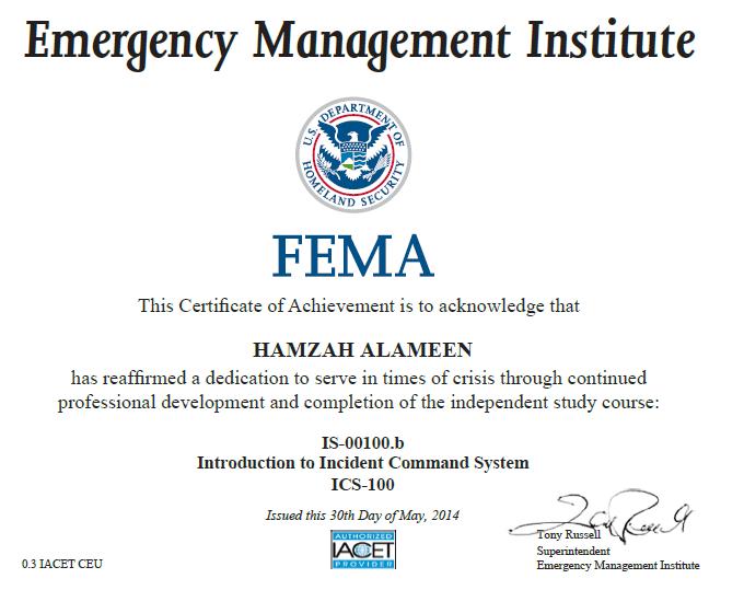 nimhsp national disaster mental health chaplain online certification