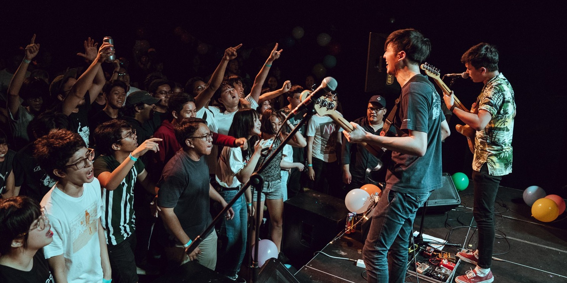 Xingfoo&Roy throw down for a night of fun with friends – photo gallery