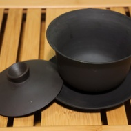 Jianshui Zitao Clay Gaiwan from Crimson Lotus Tea