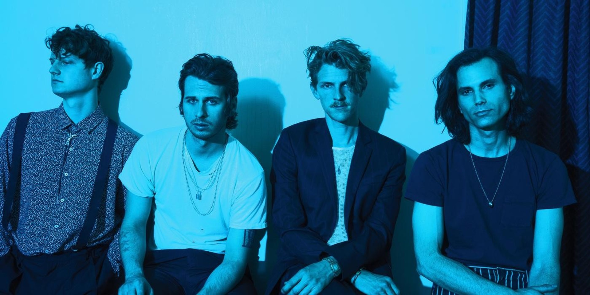 """Foster The People: """"The new record takes its true form when it's performed live"""""""
