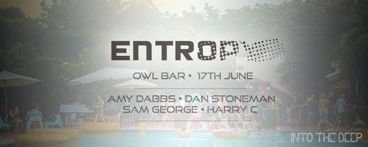 Owl Bar Pool Party!