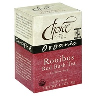 Rooibos Red Bush Tea from Choice Organic Teas