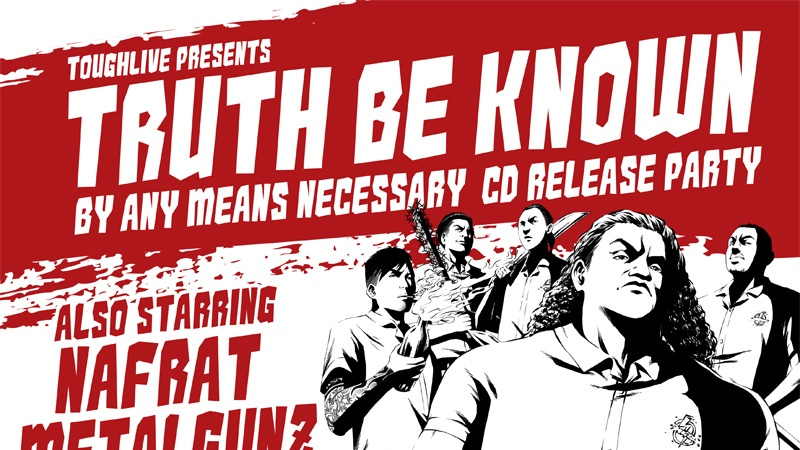 Truth Be Known - Album Launch