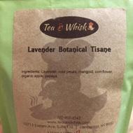 Lavender Botanical Tisane from Tea & Whisk