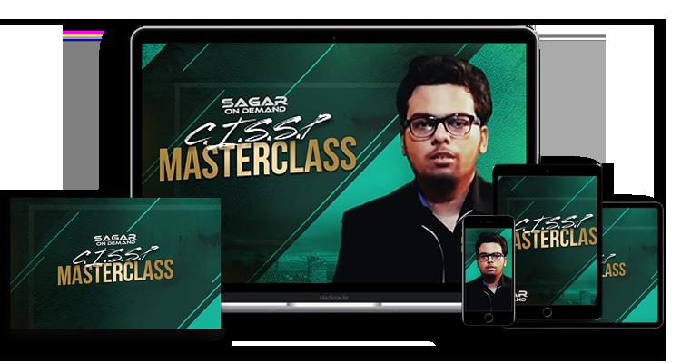 CISSP MasterClass PRO Course Image