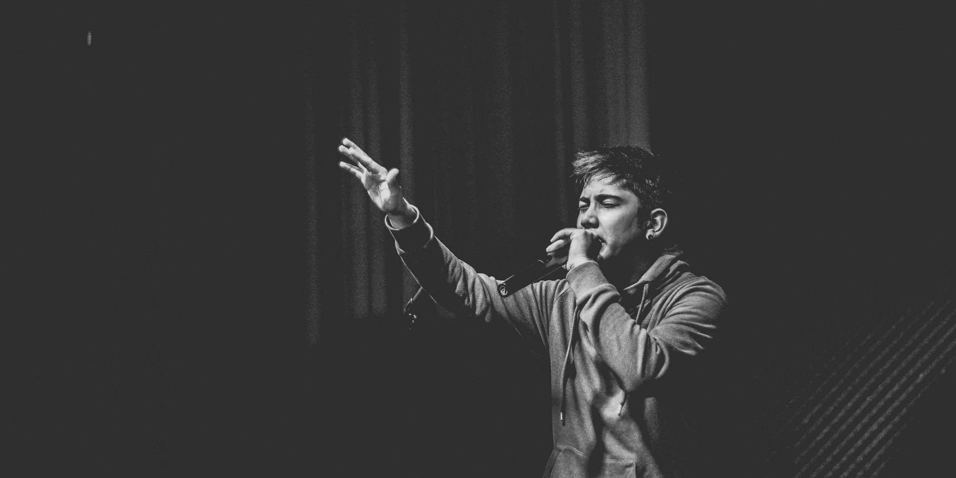 Introducing: The freewheeling, lyrically potent hip-hop of NINNO