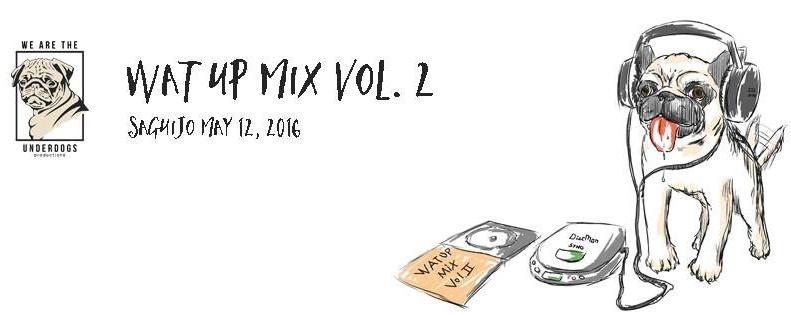 WAT UP Mix Vol. 2