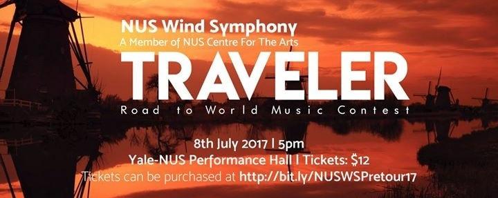 Traveler : Pre-Tour Concert for Netherlands Tour 2017