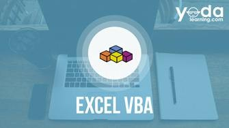 Advanced Excel VBA Tutorial included in Office training bundle