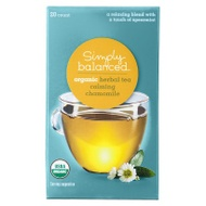 Calming Chamomile from simply